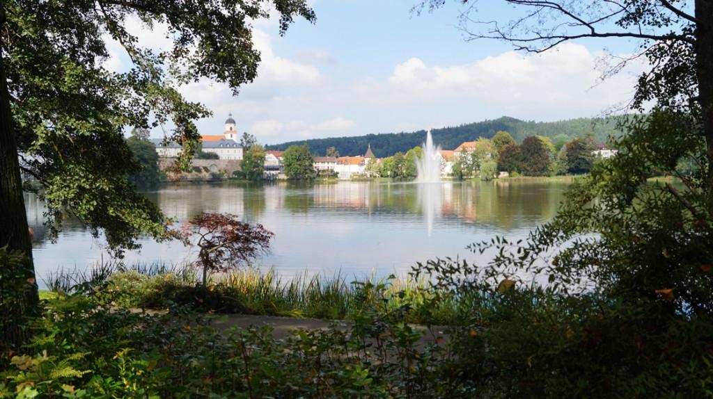 Bad Salzunger Burgsee