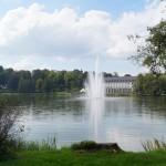 Burgsee und Kurhaus